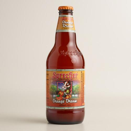 Sprecher Orange Dream Soda