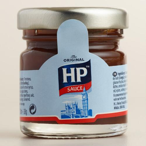 HP Sauce Mini Jar