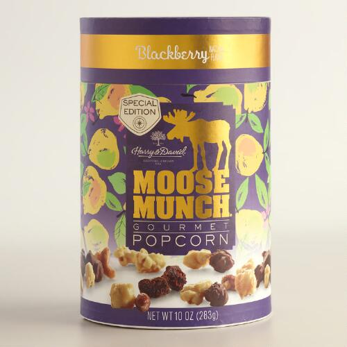 Harry and David Blackberry Moose Munch