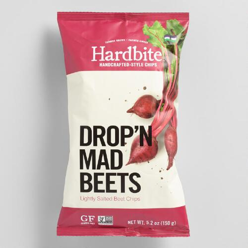 Hardbite Lightly Salted Beet Chips