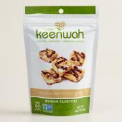 I Heart Keenwah Peanut Butter Cacao Clusters