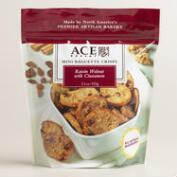 Ace Bakery Raisin and Walnut Crisps