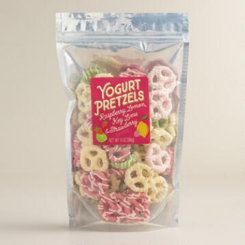 World Market Fruit Basket Pretzels
