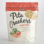 World Market Veggie Pita Crackers