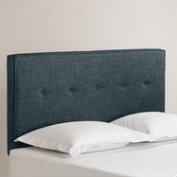 Linen Donnon Upholstered Headboard