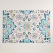 Blue Turkish Tile Placemats Set of 4