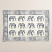 Tribal Elephant Placemats Set of 4