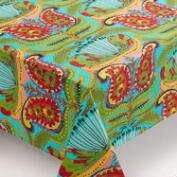 Green Santiago Tablecloth