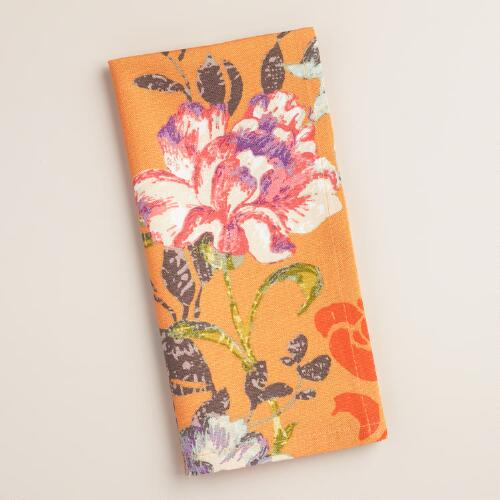 Regina Floral Napkins Set of 4