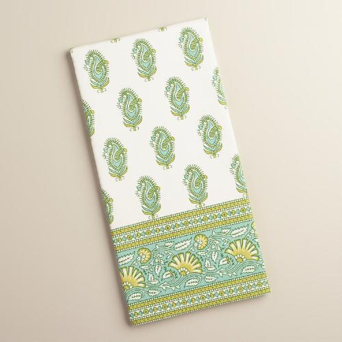 Paisley Kamala Kitchen Towel