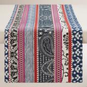 Tribal Stripe Table Runner