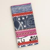 Tribal Stripe Napkins Set of 4