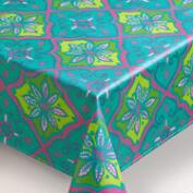 Tile Oilcloth Tablecloth