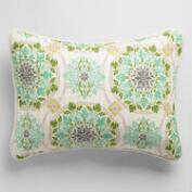 Julianna Medallion Pillow Shams Set of 2