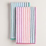 Seersucker Napkins Set of 4