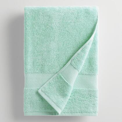 Aqua Mist Bath Towel