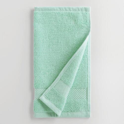 Aqua Mist Washcloths Set of 2