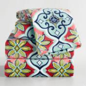 Windward Tile Printed Towel Collection