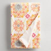 Medallion Printed Julianna Bath Towel