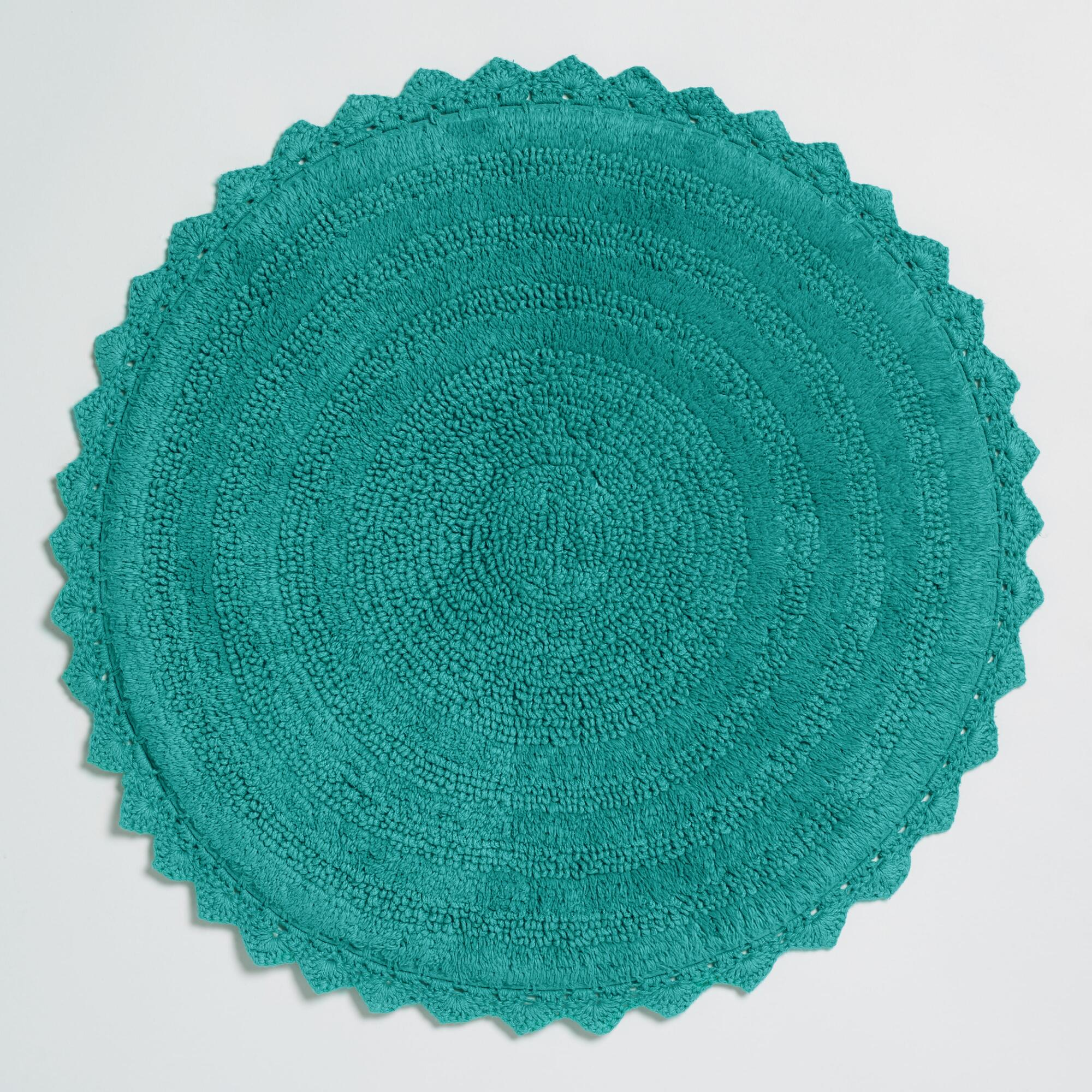 teal bathroom rugs nice look home designing ideas picture round cotton bath mat world market bathroom mat delonhocom 1000