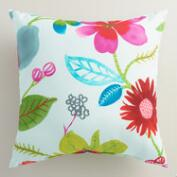 Ocean Bouquet Outdoor Throw Pillow