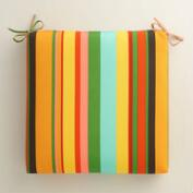 Havana Stripe Outdoor Chair Cushion