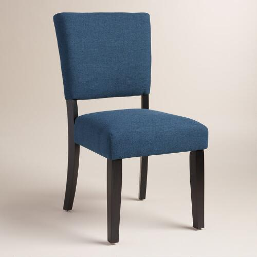Blue Mady Dining Chairs Set of 2