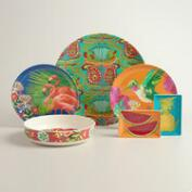 Havana Melamine Dinnerware Collection