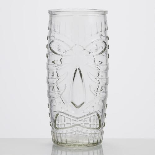Tiki Cooler Glass Set of 4