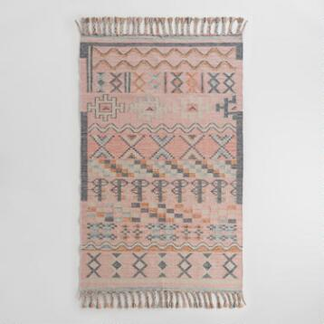 Boho Kilim Nagar Indoor Outdoor Rug