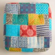 Patchwork Floor Cushion