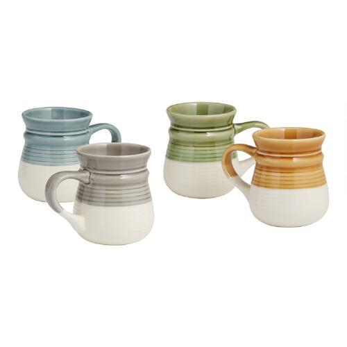 Tankard Mugs Set of 4