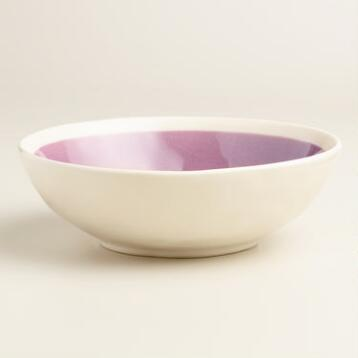 Violet Henley Bowls Set of 4