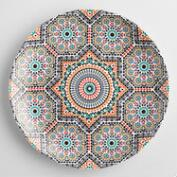 Fez Moroccan Tile Salad Plates Set of 4