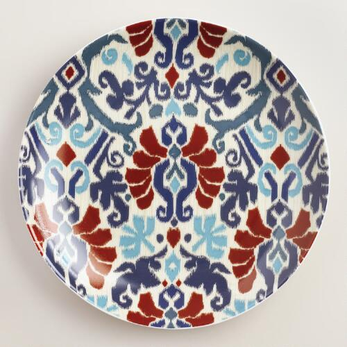 Anita Americana Salad Plates Set of 6