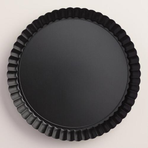 Round Nonstick Metal Tart Pan