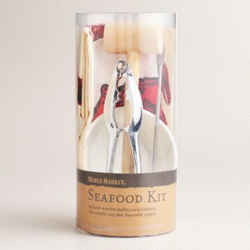 Seafood Essentials 6 Piece Set