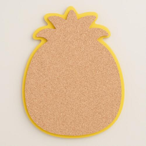 Cork Pineapple Trivet