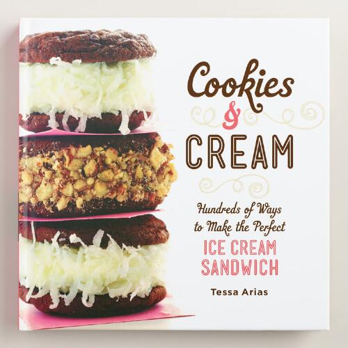 Cookies and Cream Ice Cream Sandwich Cookbook