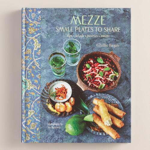 Mezze Small Plates Cookbook