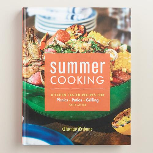 Summer Cooking Recipe Book