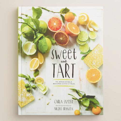 Sweet and Tart Citrus Recipe Book