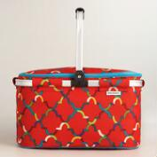 Oceans Gate Insulated Collapsible Tote Bag