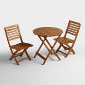 Natural Mika Outdoor Dining Collection