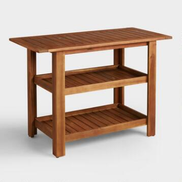 Wood Jason Balcony Table