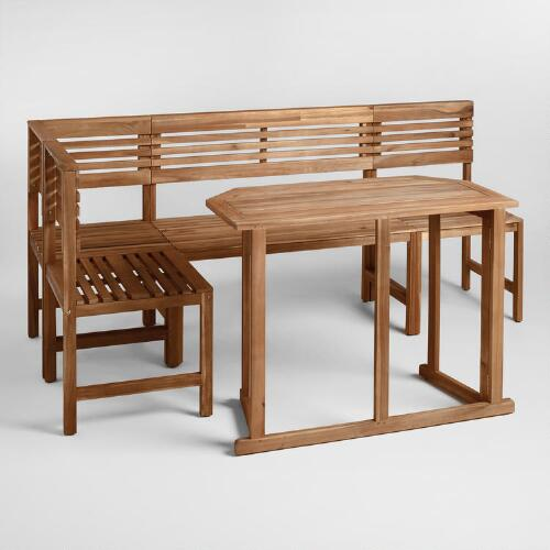 Megano Outdoor Dining Collection
