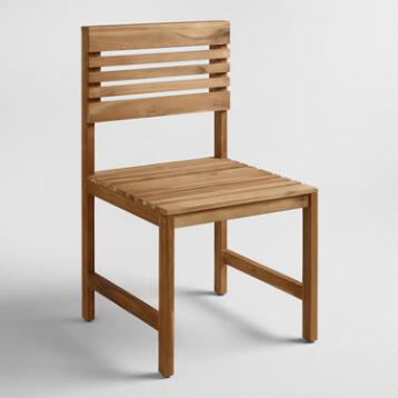 Wood Megano Side Chair