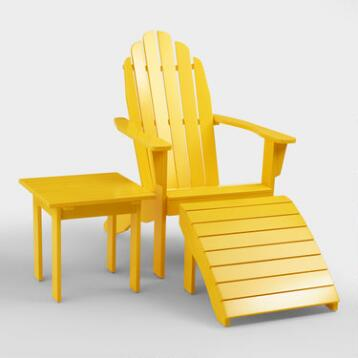 Lemon Adirondack Collection