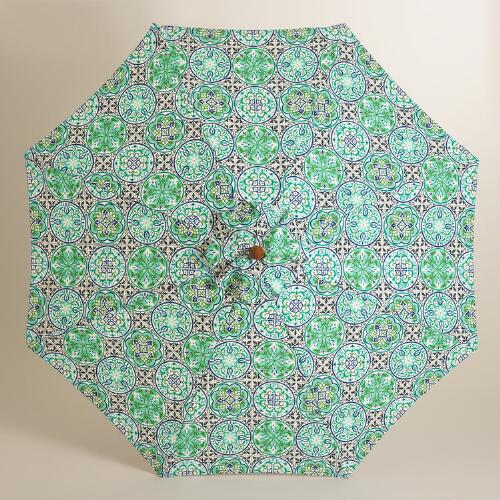 Gabriella 9 ft Umbrella Canopy