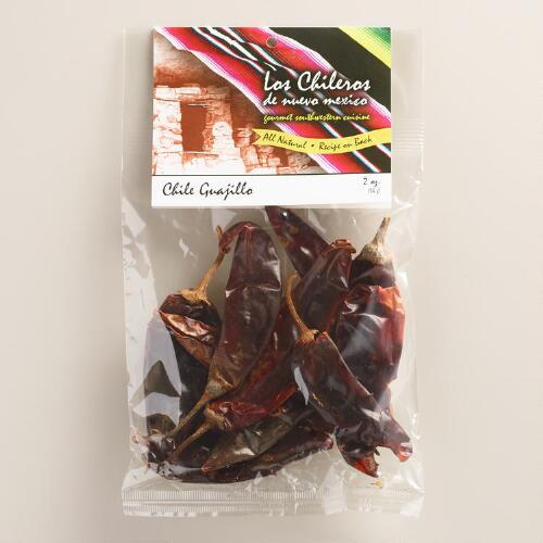 Los Chileros Guajillo Chile Pods